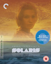 Solaris [The Criterion Collection, Blu-Ray, Region B]
