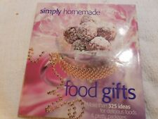 simply homemade food gifts - More than 325 ideas for Food & package 2001 1st/1st