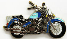 NEW Suzuki VL800 Volusia Intruder Enamel Motorcycle Pin Badge from Fat Skeleton