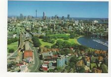 View From Darling Point Rushcutters Bay Sydney Australia Postcard 212b