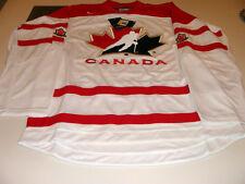 2016 World Juniors Championship Team Canada White Jersey Player WJC IIHF Medium