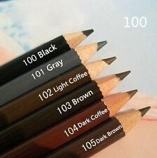 Vogue Waterproof Eye Brow 6 Color Eyebrow Pen Pencil With Brush Makeup Cosmetic