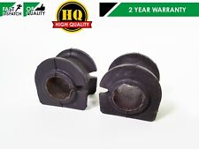 FOR JAGUAR X TYPE X-TYPE 2 REAR ANTIROLL STABILISER BAR D BUSHES BUSHINGS 2000-