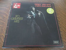album 2 33 tours tom jones 20 greatest hits it's not unusual