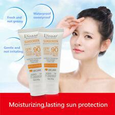 SPF90+ UV Face Sunscreen Sunblock Cream Moisturizing Skin Facial Body Skin Care