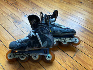 Mission Roller Hockey Skates (Size: US Mens 8)