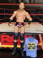 Big Cass Elite figure - Series 49 - Mattel - wwe wrestling
