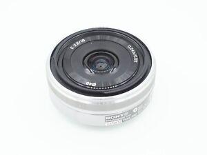 SONY SEL 16mm f/2.8 SEL16F28 E Mount Pancake Lens