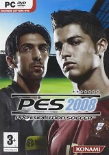 Pes - Pro Evolution Soccer 2008 - PC DVD-Rom