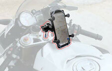 X Web Grip Mount Phone GPS Navigation Cradle Holder For BMW S1000RR 2010-2018