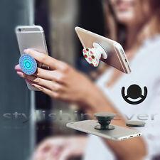 Pop Socket Mobile Phone Grip Car Holder Stand Tablet Headphone iPhones Samsung