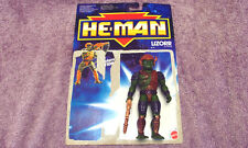 New Adventures of He-Man Lizorr by Mattel includes backing card
