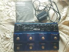 Digitech Jamman looper pedal with syncing delay manual power supply