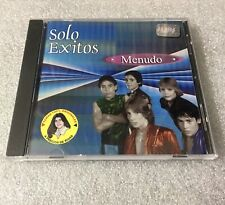 MENUDO Solo Exitos - RARE Original CD BMG 15 Songs EXCELLENT!  Venez*