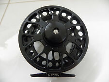 Large Arbour Black Aluminium Fly Reel - series 3 (Large)