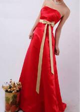 Unbranded Satin Formal Dresses for Women