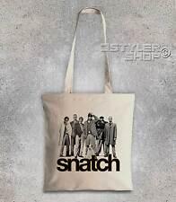 Sac shopper films cultes La Snatch Lo fermeture scratch Quattro dita Cousin Avi