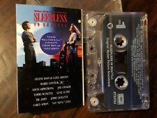 Sleepless in Seattle Soundtrack Cassette - Celine Dion, Dr. John, Joe Cocker