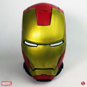 Iron Man Spardose MKIII Helm 25 cm