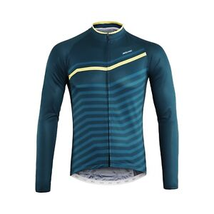 Spring Breathable Cycling Mtb Bicycle Jersey Quick Drying Outdoor Sport Jacket