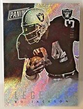 Bo Jackson 2017 Panini The National Legends RAPTURE Parallel #'d 97/99 - RAIDERS