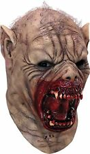 Halloween FARKAS GRUESOME WEREWOLF ADULT LATEX DELUXE MASK COSTUME NEW