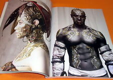 Primer of Prosthetic makeup Vol.1 special effects gimmick book japan #0385