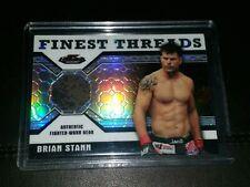 #7/8 Brian Stann Rare Octafractor Gear Relic Card 2011 Topps UFC Finest wec