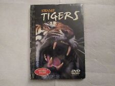 Tigers, Swamp Killers, Book and DVD-NEW