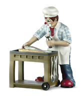 Gilde Clown Grillprofi 35408 15 cm 60 Jahre Gilde