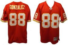 2004 Kansas City Chiefs Tony Gonzalez Mens M Medium 40 Mitchell Ness Jersey