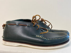 Eastland Men's Camden Shoe. Loden Green, Size 9.5 (New In Box), Made in USA