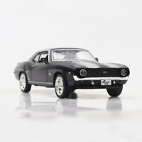 1:36 Scale 1969 Chevrolet Camaro SS Model Car Diecast Toy Vehicle Pull Back Gift