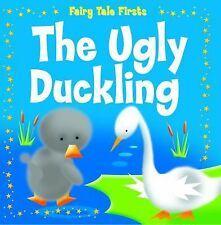 The Ugly Duckling (Fairy Tale Firsts)-ExLibrary
