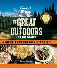 Sunset THE GREAT OUTDOORS COOKBOOK ~ Adventures Cooking Under the Open Sky ~ NEW