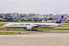Phoenix ANA All Nippon Boeing 777-300 JA751A 1/400 PH04149