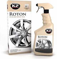 K2 Roton Bleeding Rim Fallout Iron Remover Car Alloy Wheel Cleaner 700 mL
