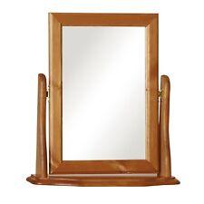 Copenhagen Pine Dressing Table Mirror