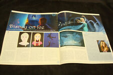 "FROZEN 2013 Oscar article ""Disney On Ice"" Anna, Elsa, Olaf, Kristoff, Disney"