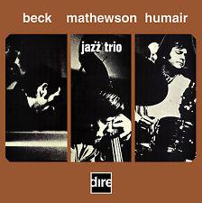 GORDON BECK, RON MATHEWSON, DANIEL HUMAIR - JAZZ TRIO - CD - ART OF LIFE RECORDS