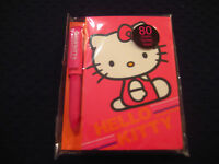 Hello Kitty - Mini Memo Pad with Pen - 80 Sheets #S6