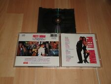 PRETTY WOMAN MUSIC CD ORIGINAL MOTION PICTURE SOUNDTRACK MADE IN UK