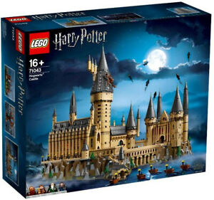 Lego Harry Potter Hogwarts Castle Set (71043) Model Building Kit 6020 Pcs