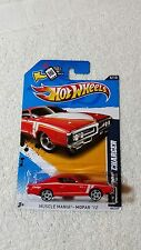 2012 HOT WHEELS MUSCLE MANIA 71 DODGE CHARGER