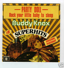45 RPM SP BUDDY KNOX PARTY DOLL (SUPERHITS No 18)