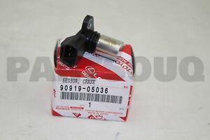 9091905036 Genuine Toyota SENSOR, CAM POSITION 90919-05036