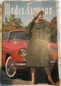 Magazine Modes & Travaux  Novembre 1959