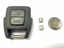Repair kit for Vauxhall Opel Astra G Zafira 2 button remote key fob
