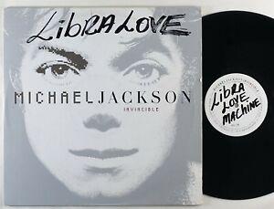 """Michael Jackson """"Invincible"""" 2xLP Epic"""