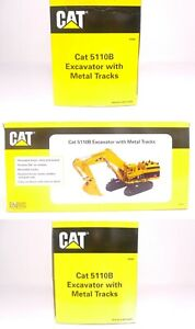 Norscot 1:50 Scale Models Cat 5110B Excavator With Metal Tracks 55098 LNIB
